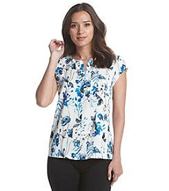 Ivanka Trump® Botanical Blouse
