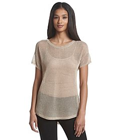 MICHAEL Michael Kors® Mesh Sweater