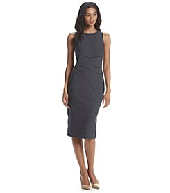 MICHAEL Michael Kors® Pin Stripe Bodycon Dress