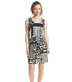 Ronni Nicole® Geo Pattern Shift Dress