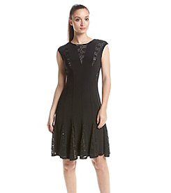 R&M Richards® Fit And Flare Dress