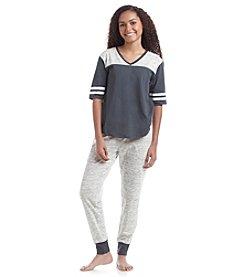 PJ Couture® Jogger Pajama Set
