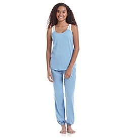 PJ Couture® Tank And Jogger Pajama Set