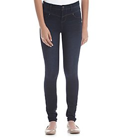Hippie Laundry Hi-Waisted Drop Yoke Jeans