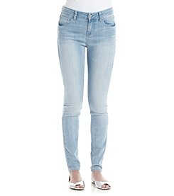 Hippie Laundry Mid Rise Ankle Skinny Jeans