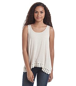 Eyeshadow® Crochet Tank