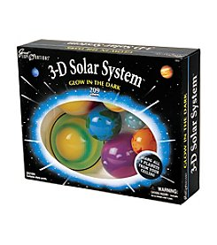 Great Explorations® Glow-in-the-Dark 3D Solar System Kit