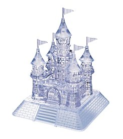 BePuzzled 105-pc. Castle 3D Crystal Puzzle
