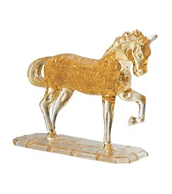 BePuzzled 100-pc. Horse 3D Crystal Puzzle