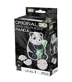 BePuzzled® 41-pc. Panda Original 3D Crystal Puzzle