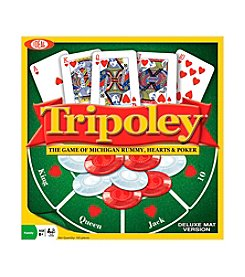 IDEAL® Tripoley® Deluxe Mat Version Card Game