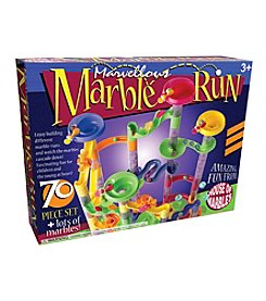 House of Marbles Marvellous Marble Run - 70-pc.Set