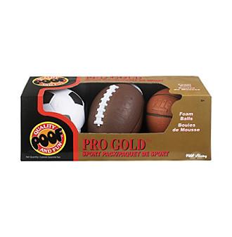 POOF®-Slinky Pro Gold™ Mini Sport Pack