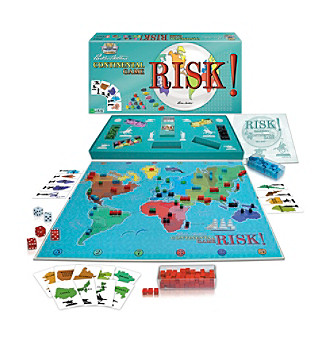 Risk®! A Classic 1959 First Edition Reproduction Strateg