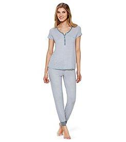 Layla® Printed Pajama Set
