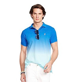 Polo Ralph Lauren® Men's Custom-Fit Ombre Polo Shirt