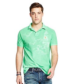 Polo Ralph Lauren® Men's Custom-Fit Printed Polo Shirt