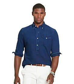 Polo Ralph Lauren® Men's Oxford Long Sleeve Sport Shirt