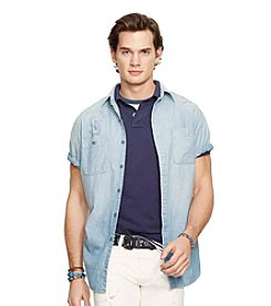 Polo Ralph Lauren® Men's Soft-Touch Pima Polo Shirt