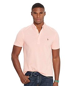 Polo Ralph Lauren® Men's Short Sleeve Hampton Shirt