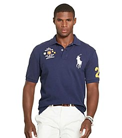 Polo Ralph Lauren® Men's Custom-Fit Nautical Polo