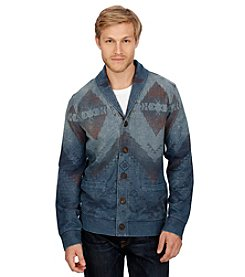 Lucky Brand® Men's Novelty Cardigan Sweater
