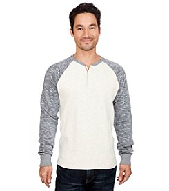 Lucky Brand® Men's Long Sleeve Colorblock Henley