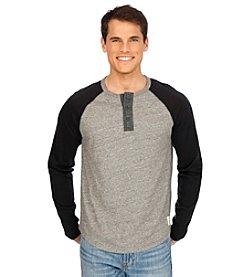 Lucky Brand® Men's Long Sleeve Colorblock Henley