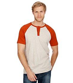 Lucky Brand® Men's Short Sleeve Baseball Tee