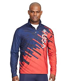 Polo Sport® Men's Performance Jersey 1/2 Zip Pullover