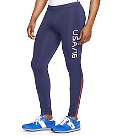 Polo Sport® Men's USA Running Tights