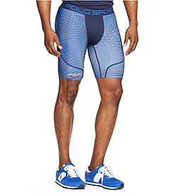 Polo Sport® Men's Printed Compression Short