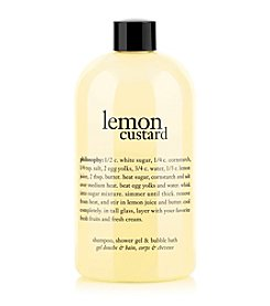 philosophy® Lemon Custard Shower Gel