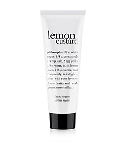 philosophy® Lemon Custard Hand Cream