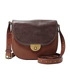 Fossil® Emi Saddle Bag Crossbody