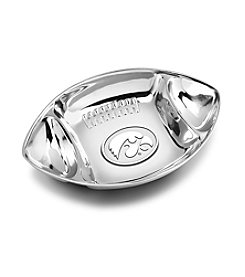 Wilton Armetale® NCAA® University Of Iowa Football Chip And Dip Bowl
