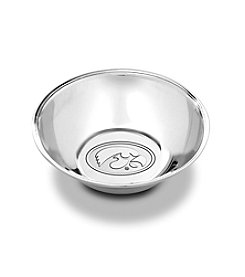 Wilton Armetale® NCAA® University Of Iowa Small Round Bowl