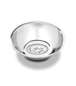 Wilton Armetale® NCAA® University Of Iowa Small Round Bowl