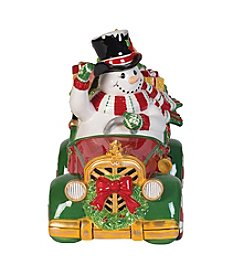 Fitz & Floyd® Frosty Cookie Jar