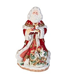 Fitz and Floyd® Yultide Santa Figurine