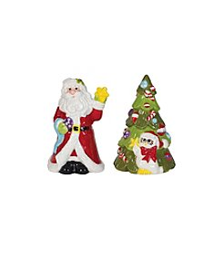 Fitz and Floyd® Hoot Salt & Pepper Shakers