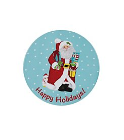 Fitz and Floyd® Hoot Happy Holidays Trivet