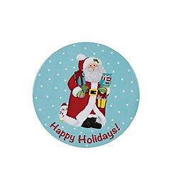 Fitz & Floyd® Hoot Happy Holidays Trivet