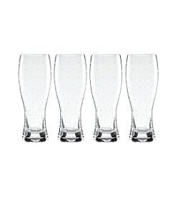 kate spade new york® Larabee Dot Set Of 4 Beer Glasses