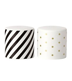 kate spade new york® Fairmount Dot Salt And Pepper Shakers