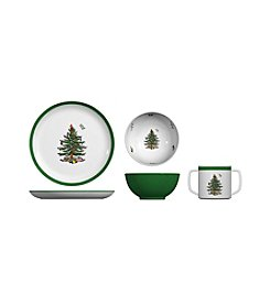 Spode® Childrens Holiday 3-pc. Dinnerware Set