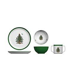 Spode® Childrens Holiday 3-pc. Dinnerware Set