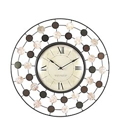 FirsTime Shasta Wire Wall Clock