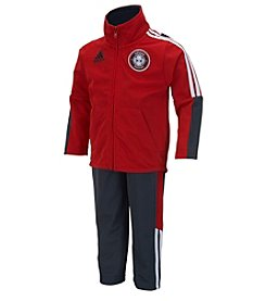adidas® Baby Boys' Power Kick Jacket And Pants Set