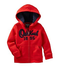 OshKosh B'Gosh® Baby Boys Full-Zip Fleece Hoodie